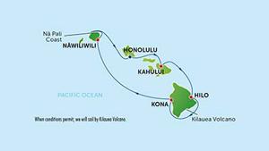 havaji-itenirarij