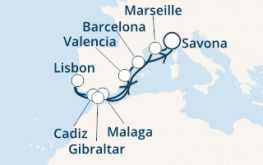 mapa costa fascinosa gibraltar